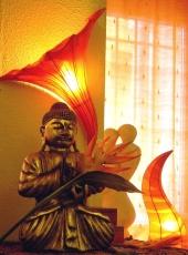 Dekoleuchten Asia Style