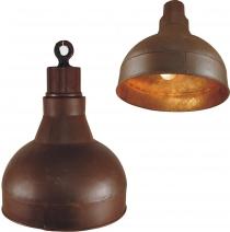Deckenleuchte / Deckenlampe Lahore, Industrial Style, handgemacht aus Metall