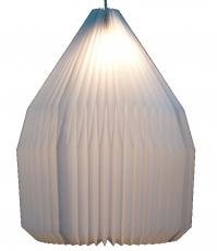 Design Papier Lampenschirm - Modell Marcos 2. Wahl