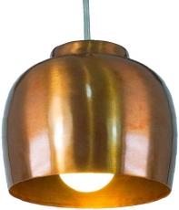 Kupfer Deckenlampe / Deckenleuchte Agra ,