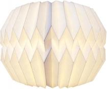 Origami Design Papier Lampenschirm - Modell Paralia