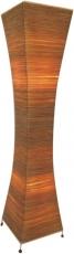 Stehlampe / Stehleuchte Titania-string- handgefertigte Designleuchte aus Bali