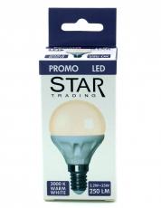 4,8 W LED Lampe E14 (440LM ~ 38W) - warmweiß