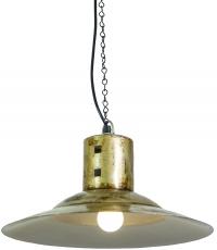 Deckenleuchte / Deckenlampe Bombay, Industrial Style, handgemacht aus Metall