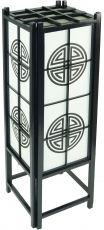 Tischleuchte Kokopelli Cho Shu Tatami Lamp H1336