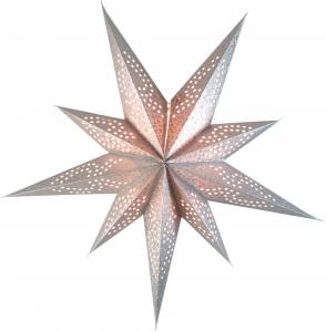 Faltbarer Advents Leucht Papierstern, Weihnachtsstern Soma