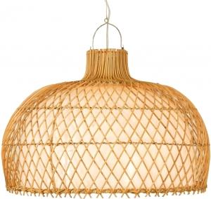 Deckenlampe / Deckenleuchte, Nikini - in Bali handgemacht aus Naturmaterial, Rattan