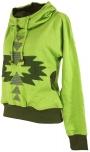 Hoody Hippie, Sweatshirt Ikat