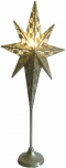Orientalische Metall Steh- oder Tischleuchte im Stern Design