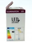 6,5 W LED Lampe E27 (470LM ~ 40W) - warmweiß