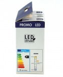 2er Set 3 W LED Lampe E27 (250LM ~ 25W) - warmweiß