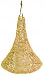 Deckenlampe / Deckenleuchte Bellisima - in Bali handgemacht aus Naturmaterial, Rattan,