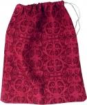Minikleid in sommerlichem Druck, Sommerkleid, Strandkleid, Trägerkleid, kurzes Kleid - pink