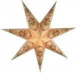 Faltbarer Advents Leucht Papierstern, Weihnachtsstern Minea