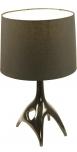 Tischleuchte Kokopelli Bakhaw Black H1508