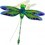 Wandlampe / Wandleuchte Libelle - Kinderzimmer Lichtobjekt, handgefertigt aus Metall