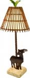 Tischleuchte Kokopelli Mandela Lamp H1123