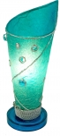 Tischleuchte Kokopelli Panio H1084bl