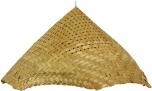 Deckenlampe / Deckenleuchte, Rice Field - in Bali handgemacht aus Naturmaterial, Bambus