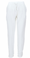Narrow pants. pencil trousers, summer trousers, - white