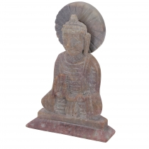 Soapstone Buddha figure, Buddha Sculpture - Model 3