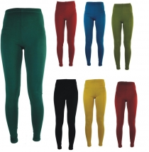 coloured ladies leggings, stretch sports pants for women, yoga pa..