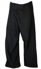 Thai fisherman trousers made of strong cotton, wrap trousers, yog..