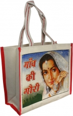 Bollywood bag, shopping bag, shopper - 2