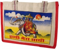 Bollywood bag, shopping bag, shopper - 12