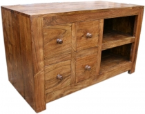 Television cabinet Commode, sideboard made of solid wood - model ..