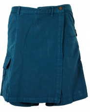 Goa shorts, trouser skirt - petrol