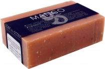 Handgemachte Duftseife, 100 g Fair Trade - Mango