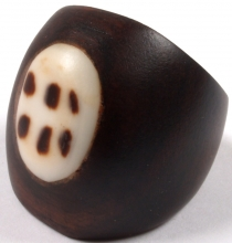 Wooden ring 22