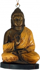 Klangspiel with Buddha yellow