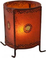 Oriental tea light `Henna` No. 2