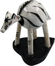 Bobble head animal, bobble animal - Zebra 1