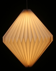 Origami Design Paper Lampshade - Model Etna