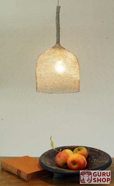 Ceiling Lamp Ceiling Lamp Wire Lamp Lron Hat Handmade Design Lamp Wire Mesh 34x16x16 Cm I œ 16 Cm